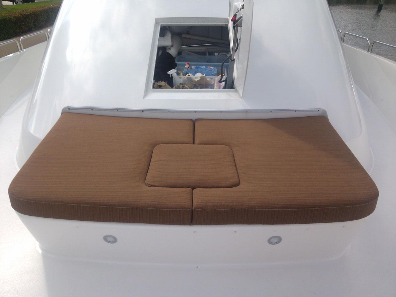Marine Upholstery – Hutchinson Upholstery